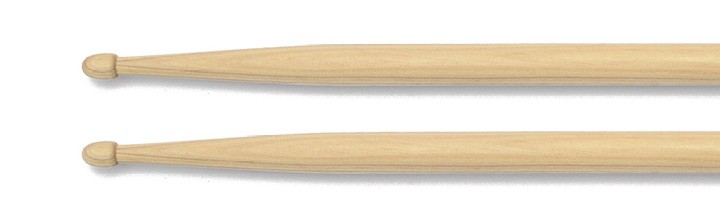 Drumstick 5AX Lackiert aus Hickory