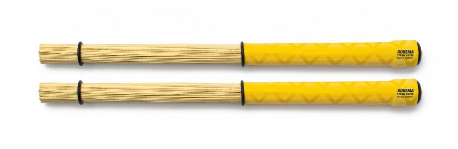 Straw Brush aus Europäischer Sorghumhirse mit ProGrip-Griff