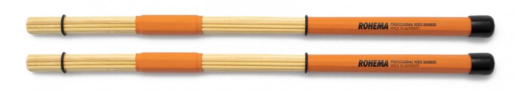 Professional Bamboo Rods aus Bambus mit Gummigriff