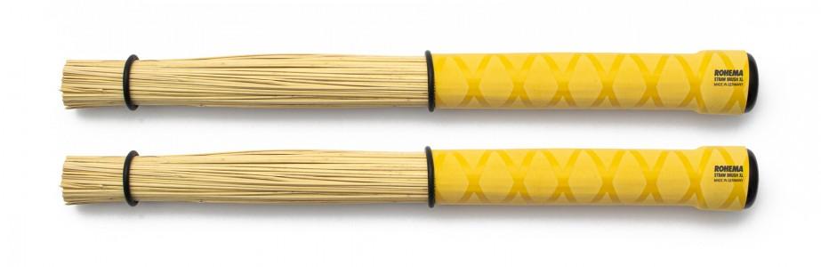 Straw Brush XL aus Europäischer Sorghumhirse mit ProGrip-Griff