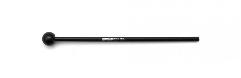 Schlägel PM470 aus Kunststoff mit schwarzer Kunststoffkugel