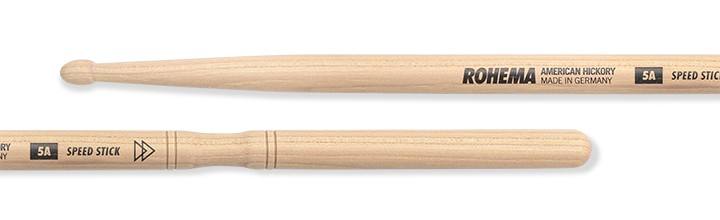 Drumstick 5A Speedstick Lackiert aus Hickory