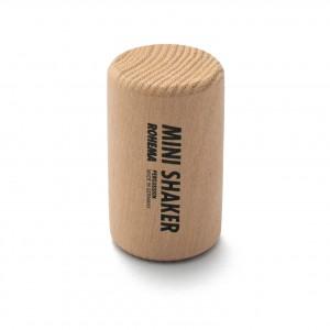 Mini Shaker aus gedämpfter Buche mit mittlerer Klangfarbe