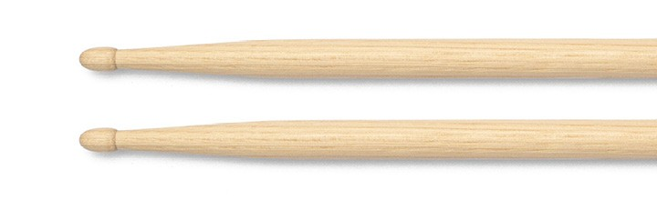 Drumstick LR5A Lackiert aus Hickory