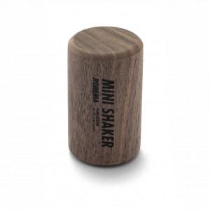 Mini Shaker aus Nussbaum mit tiefer Klangfarbe