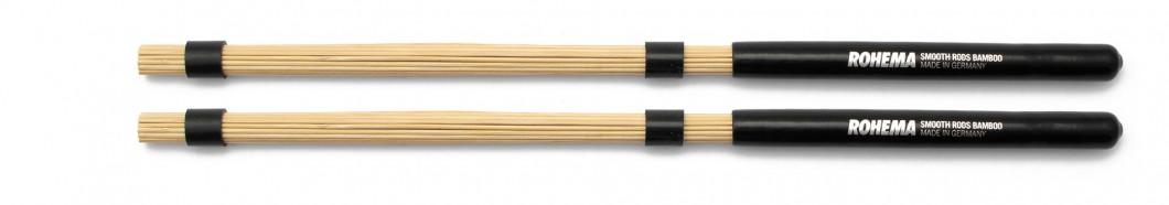 Schlagzeug Rods Smooth Bamboo aus Bambus