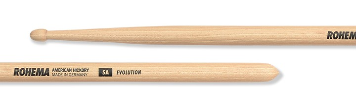 Drumstick 5A Evolution Lackiert aus Hickory