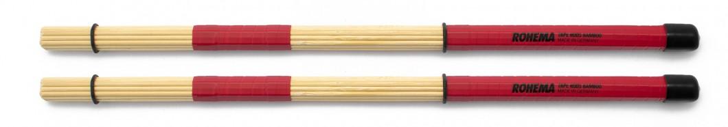 Tape Bamboo Rods aus Bambus mit Tapegriff