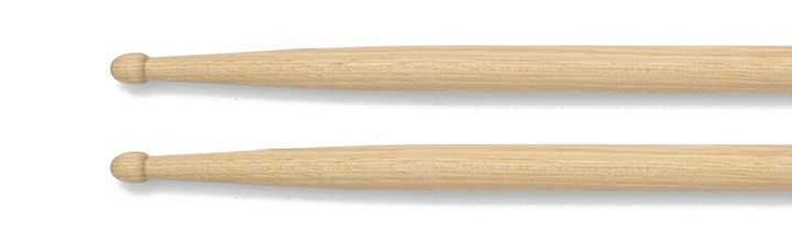 Drumstick 5AB Lackiert aus Hickory