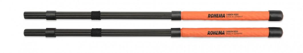 Rods aus Carbon mit warbenartigen Griff