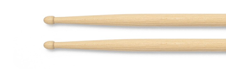 Drumstick Classic 7A Hickory Lackiert