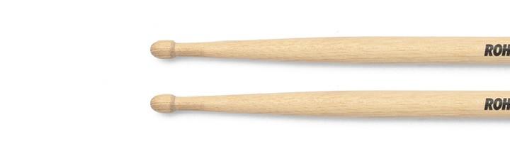 Drumstick für Kinder Lackiert aus Hickory