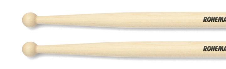 Drumstick Practice Pad Lackiert aus Hard Maple
