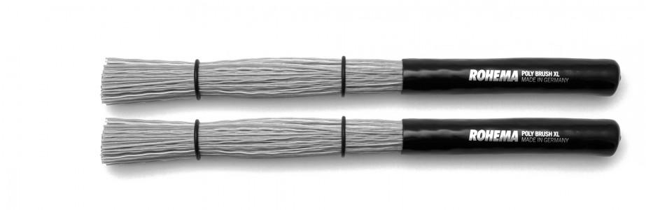 Poly Brush XL aus Polymer mit Gummigriff