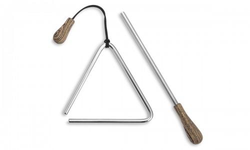 Triangel 15cm Set inkl. Triangelschlägel TM061
