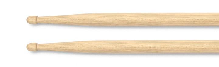 Drumstick 9A Lackiert aus Hickory