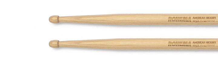Drumstick für Beginner Lackiert aus Hickory