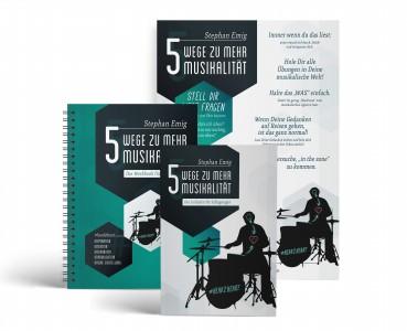 Kurs von Stephan Emig inklusive 2 geniale Bücher